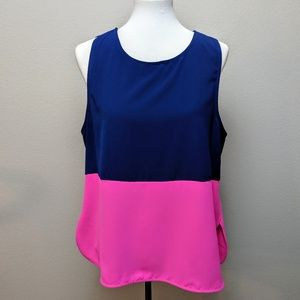41 Hawthorn Stitch Fix Colorblock Tank